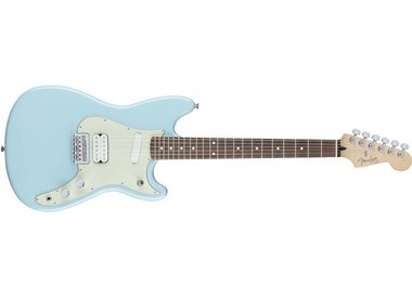 Shop Fender Duo-Sonic Guitars - $499