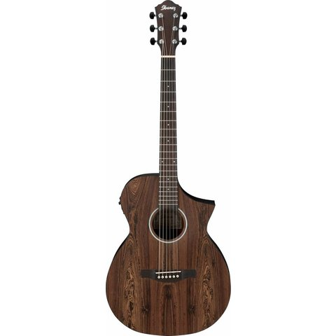 Ibanez AEWC31BCOPN AEW Acoustic Electric Guitar - Open Pore Natural