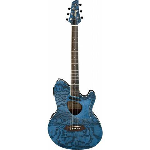 Ibanez TCM50DNO Talman Acoustic Electric Guitar - Dark Night Ocean