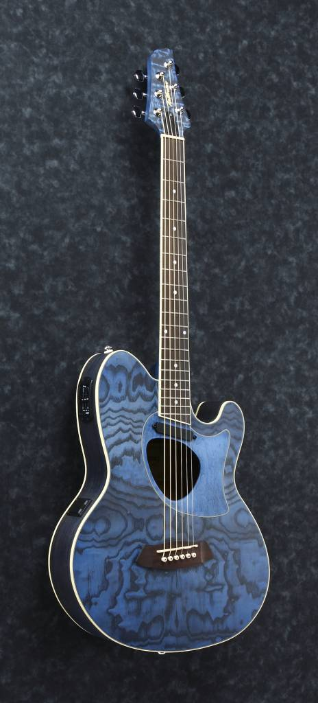 Ibanez Ibanez Tcm50dno Talman Acoustic Electric Guitar Dark Night