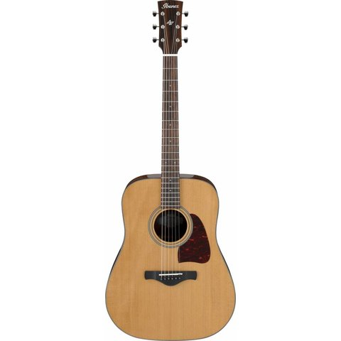 Ibanez AVD9NT Artwood Vintage Thermo Aged Dreadnought Acoustic Natural Gloss