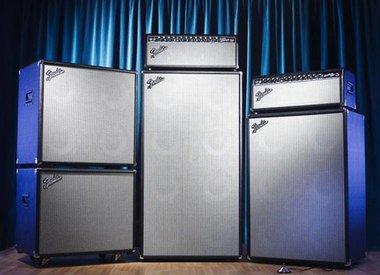 Fender Bass Amplifiers
