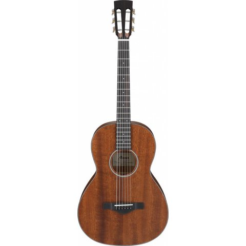 Ibanez AVN9OPN Artwood Vintage Thermo Aged Parlor Acoustic Guitar Open Pore