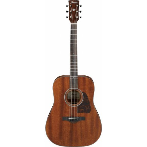 Ibanez AVD9MHOPN Artwood Vintage Thermo Aged Acoustic Guitar Open Pore Natural