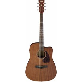 Ibanez Ibanez PF12MHCEOPN Performance Dreadnought Acoustic Electric Open Pore Natural