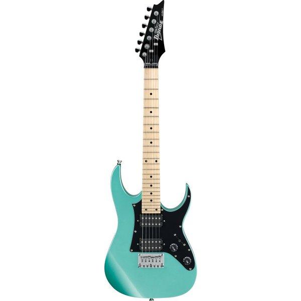 Ibanez Ibanez GRGM21MMGN GIO RG miKro 6str Electric Guitar - Metallic Light Green