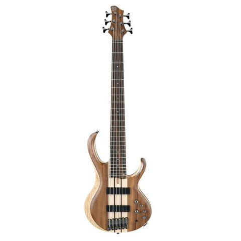 Ibanez BTB746NTL BTB Standard 6str Electric Bass - Natural Low Gloss