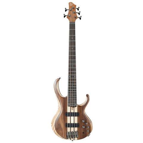 Ibanez BTB745NTL BTB Standard 5str Electric Bass - Natural Low Gloss