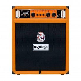 Orange Orange OB1-300C 300 watt combo 15'' Eminence neo speaker front ported cabinet