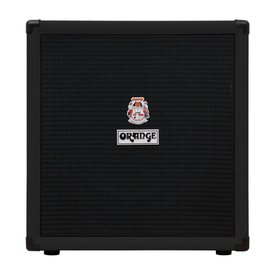 Orange Orange CR Bass 100 Blk 100 W EQ Para Mid, Gain & Blend, 15'' spkr CabSim HP out XLR Aux FX Lp Tuner