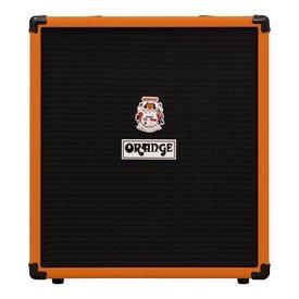 Orange Orange Crush Bass 50 watt 12'' spkr CabSim HP Out Aux In FX Loop Tuner
