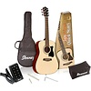 Ibanez IJV30 Acoustic MINI Dreadnought Package