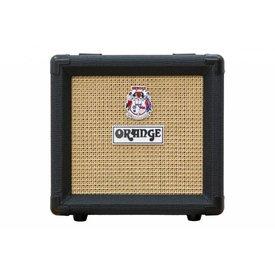 Orange Orange PPC108 BLK 1x8 Speaker 20 watts 8 ohm closed back cabinet Micro Terror