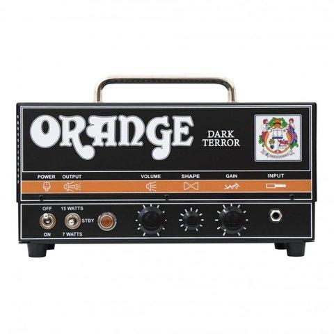 Orange DA15H Dark Terror 15/7 Watt Class A high gain preamp tube effects loop