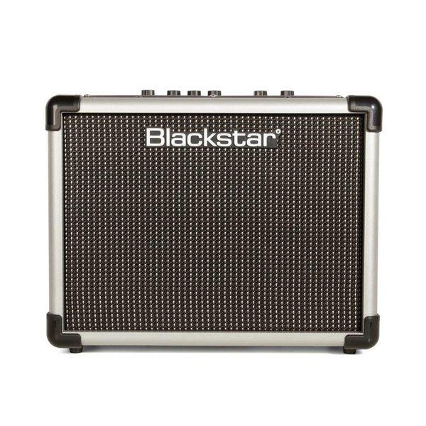 Blackstar Blackstar IDCORE10SLV 10W 2 x 3'' Stereo Guitar Combo Amplifier, Silver