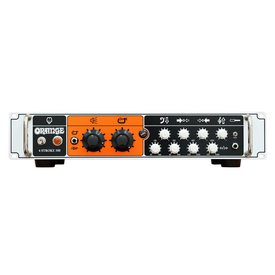 Orange Orange 4 Stroke 300 W cls AB, act. 4 band parametric EQ, footswitchable cls A compression, bal DI