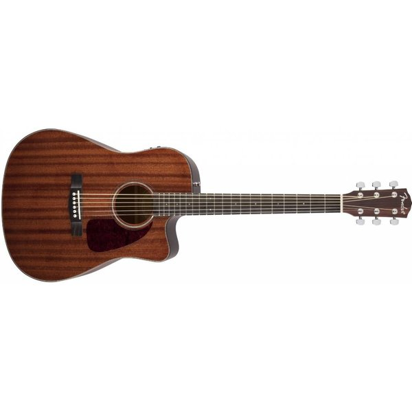 Fender Fender CD-140SCE Mahogany with Case, Natural