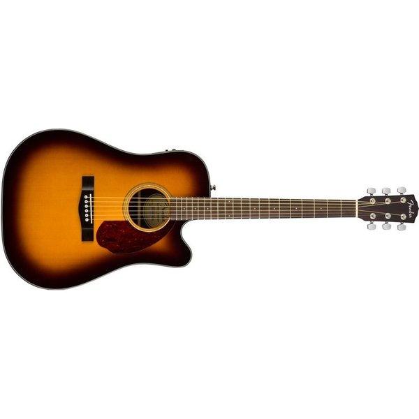 Fender Fender CD-140SCE with Case, Sunburst