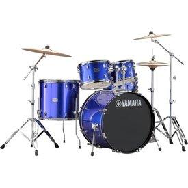 Yamaha Yamaha RDP2F5FB Fine Blue, Rydeen: Bd22X16/Ft16X16/Tt12X8/10X7/Sd14X5.5 Cl940Lb(X2)