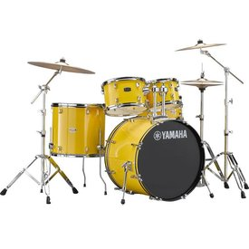 Yamaha Yamaha RDP2F5YL Mellow Yellow, Rydeen: Bd22X16/Ft16X16/Tt12X8/10X7/Sd14X5.5/Cl940Lb(X2)