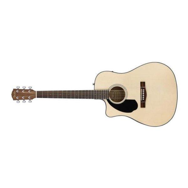 Fender Fender CD-60SCE Left-Hand, Natural