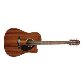 Fender Fender CD-60SCE All Mahogany, Natural