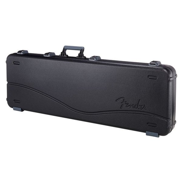 Fender Fender Deluxe Molded Bass Case, Black