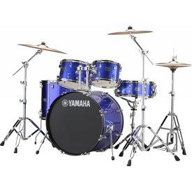 Yamaha Yamaha RDP2F56WFB Fine Blue Rydeen: 5-Pc. Drum Set Hw-680W 22'' Bd Configuration