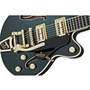 Gretsch G6659TG-CDG Broadkaster Jr Cadillac Green W/Case