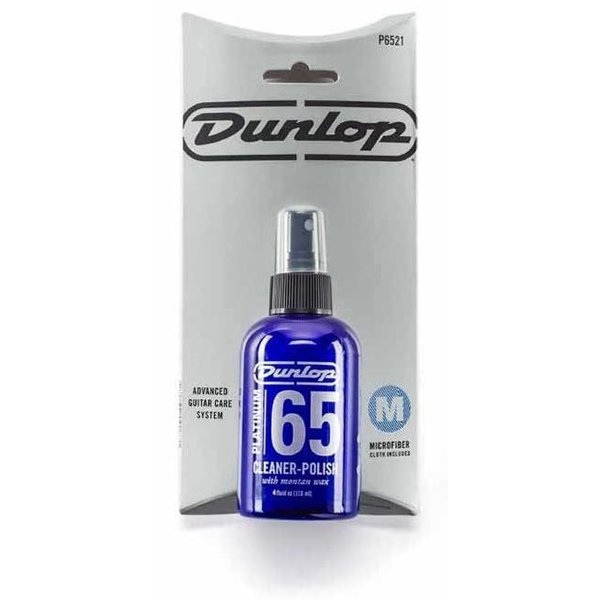 Jim Dunlop Dunlop P6521 Platinum 65 Polish Kit