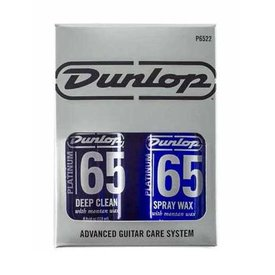 Jim Dunlop Dunlop P6522 Platinum 65 Twin Pack