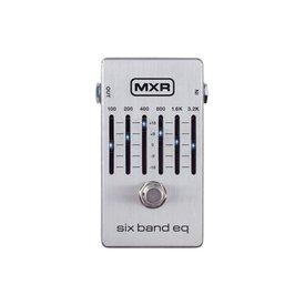 MXR Dunlop M109S Mxr 6 Band Eq