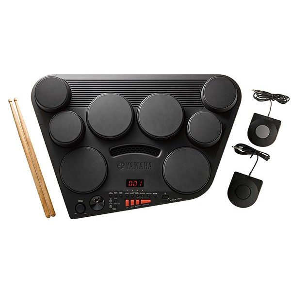 Yamaha Yamaha DD75 8-Pad Portable Digital Drumset