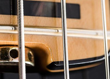 Single Bass Guitar Strings