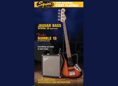 Bass Guitar Packages