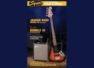 Bass Guitar Packages