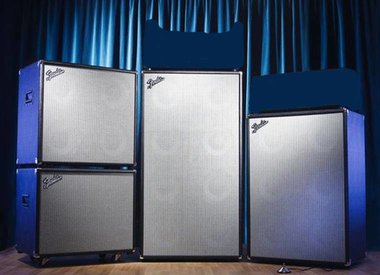Bass Guitar Amplifier Cabinets