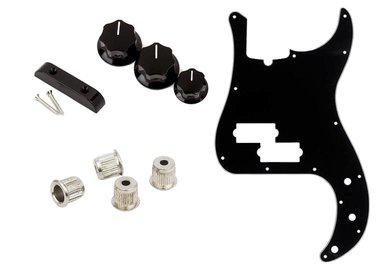 Bass Guitar Parts & Accessories