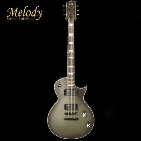ESP LTD Bill Kelliher Signature Series Military Green Sunburst Satin Electric Guitar
