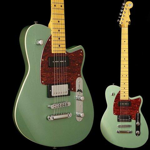 Reverend Double Agent OG Original Guitar Metallic Alpine