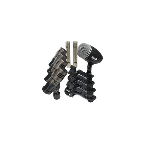CAD Touring7 7 pc Touring Drum Mic Pack