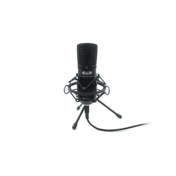 CAD CAD GXL2600USB USB Mic Side Address Studio