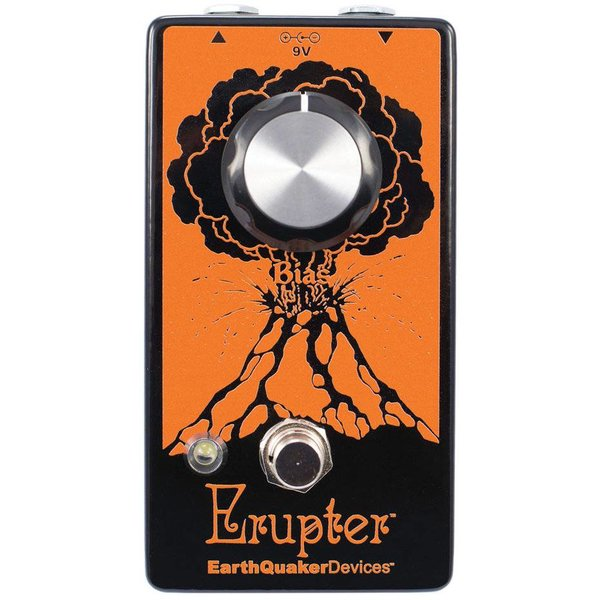 EarthQuaker Devices Earthquaker Devices Erupter Perfect Fuzz (Just Sayin')