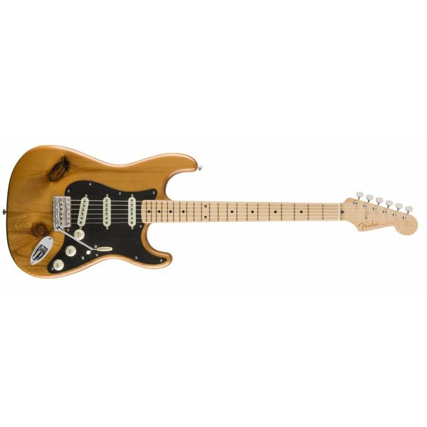 Fender 2017 Limited Edition American Vintage ˜59 Pine Stratocaster, Natural