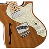 2017 Limited Edition American Elite Mahogany Tele Thinline, Natural