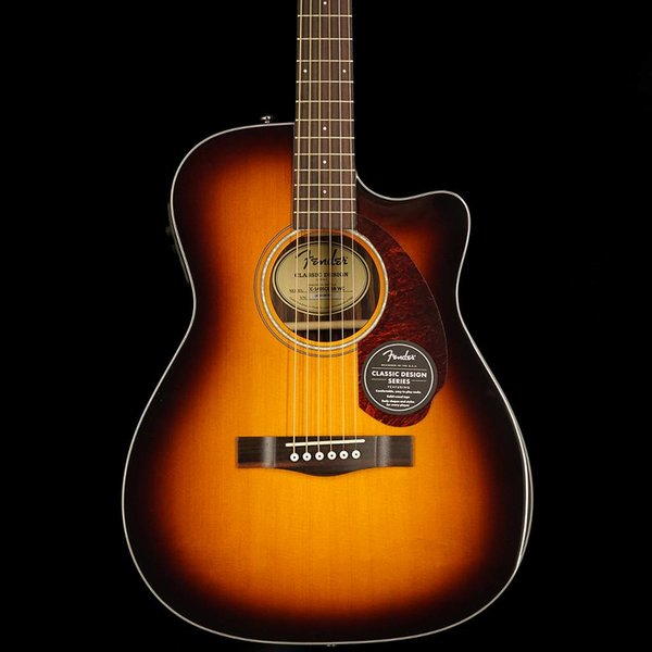 Fender Fender CC-140SCE with Case, Sunburst