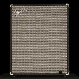Fender Fender Rumble 200 (V3), 120V, Black/Silver