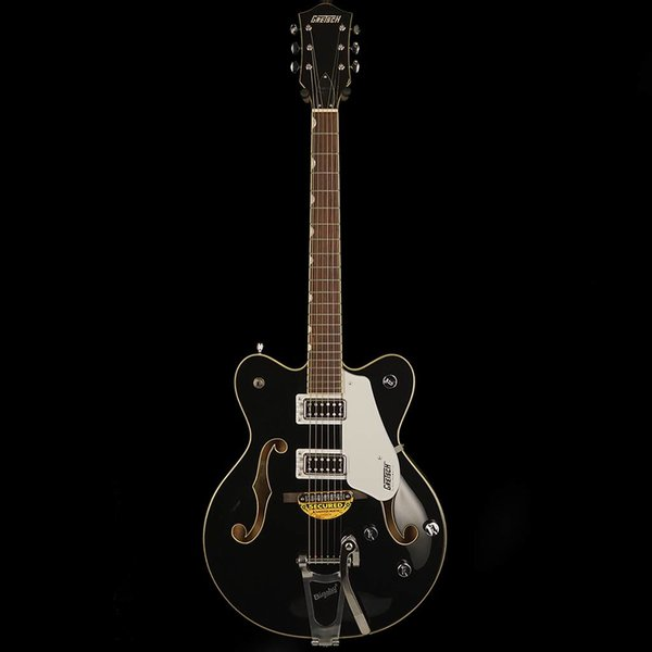 Gretsch Guitars Gretsch G5422T Electromatic Hollow Body Double-Cut with Bigsby, Black