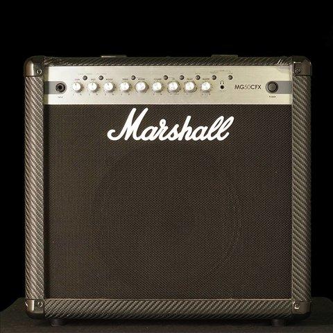 Marshall MG50CFX 50-Watt 1x12 Digital Combo Amp