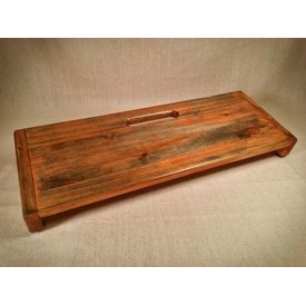KY Hot Brown Pedalboards KY Hot Brown Pedalboards Rough Rider Large Rustic Gingersnap
